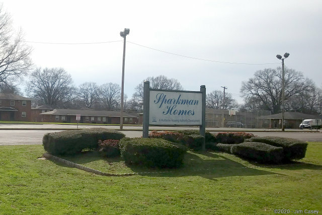 Sparkman Homes in Huntsville is ready for the wrecking ball