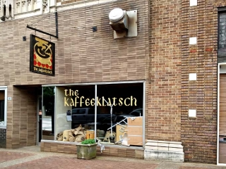 The Kaffeeklatsch in downtown Huntsville
