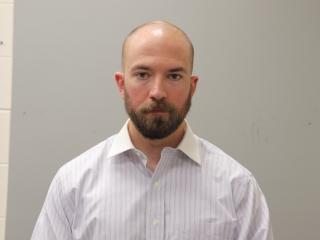 Former Huntsville Police Officer William Darby mugshot via Madison County Sheriff's Office