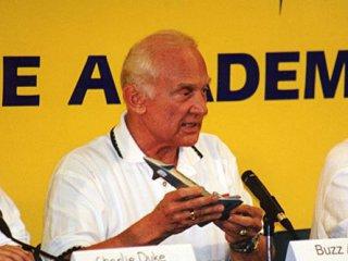 NASA Astronaut Buzz Aldrin discusses the X-33