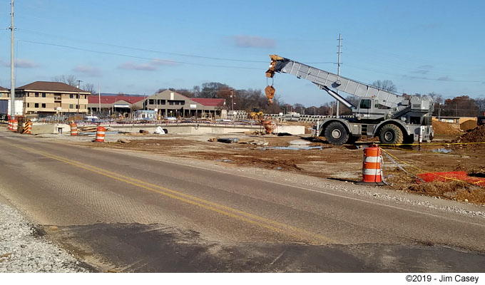 Church Street Construction