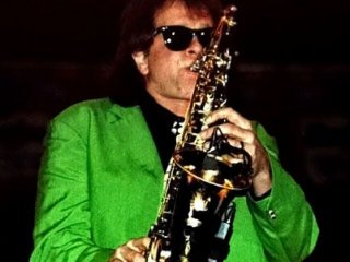 Eddie Money at Huntsville Big Spring Jam 1999