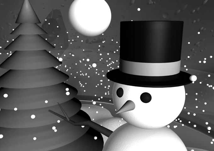 Frosty bids farewell to 2018 in this whimsical video