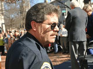 Glenn Allen Koch at Huntsville time capsule opening