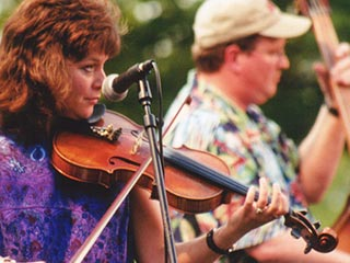 Pinhook Creek performs at Big Spring Summer Concerts
