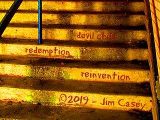 devil child, redemption, reinvention