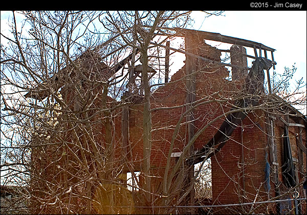 Huntsville Depot Freight Building