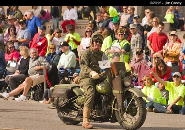 Motorcycle Survivalist Dude
