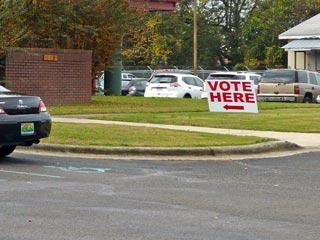 Huntsville Voting